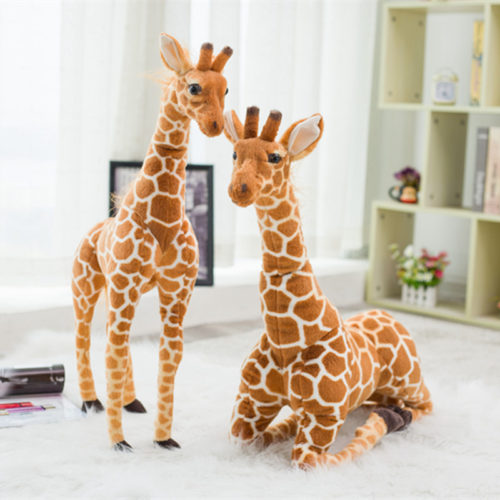 Giraffe Soft Toy Plush Animal