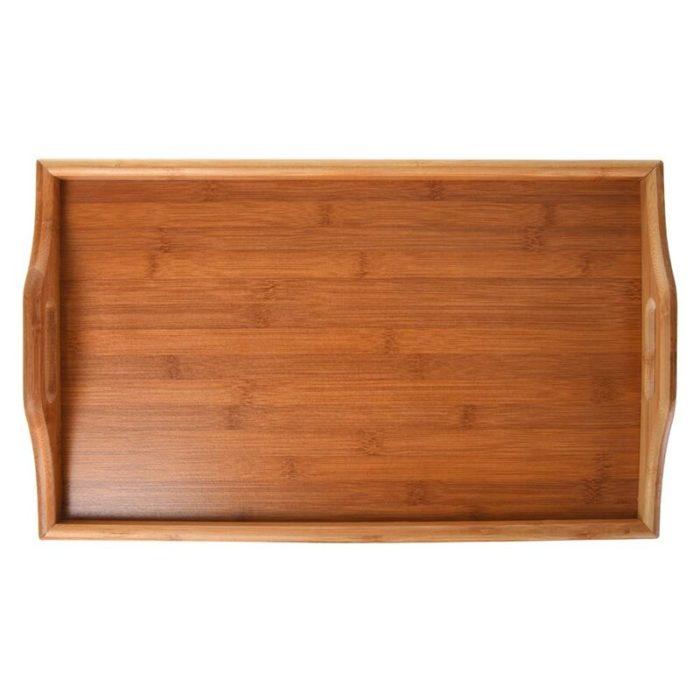 Breakfast Tray Wooden Mini Table