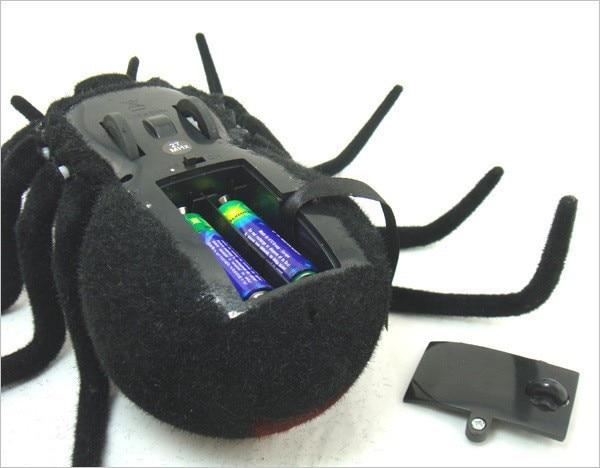 Remote Control Tarantula Prank Toy