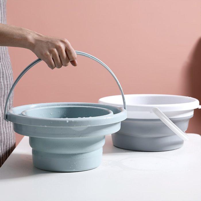 Foldable Bucket Multi-Purpose Bucket