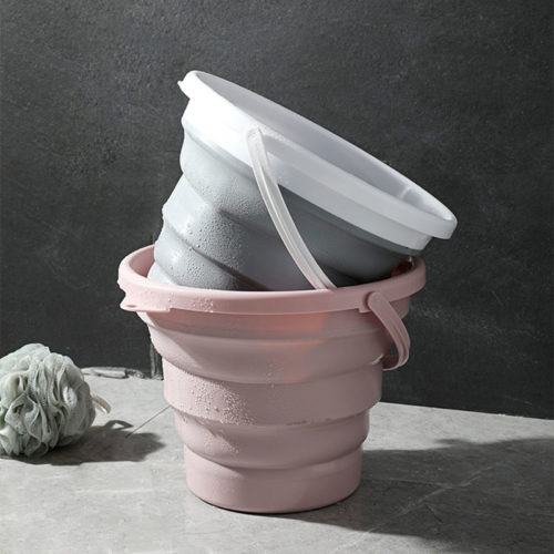 Foldable Bucket Multi-Purpose Bucket