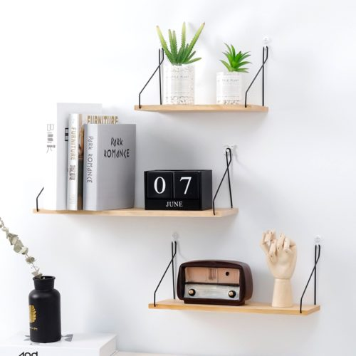 Wall Hanging Shelf Decorative Rack