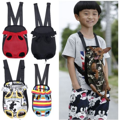 Dog Chest Carrier Pet Holder Bag