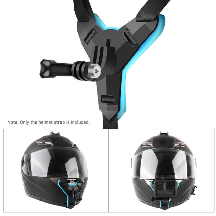 GoPro Chin Mount Road Safety Accessory