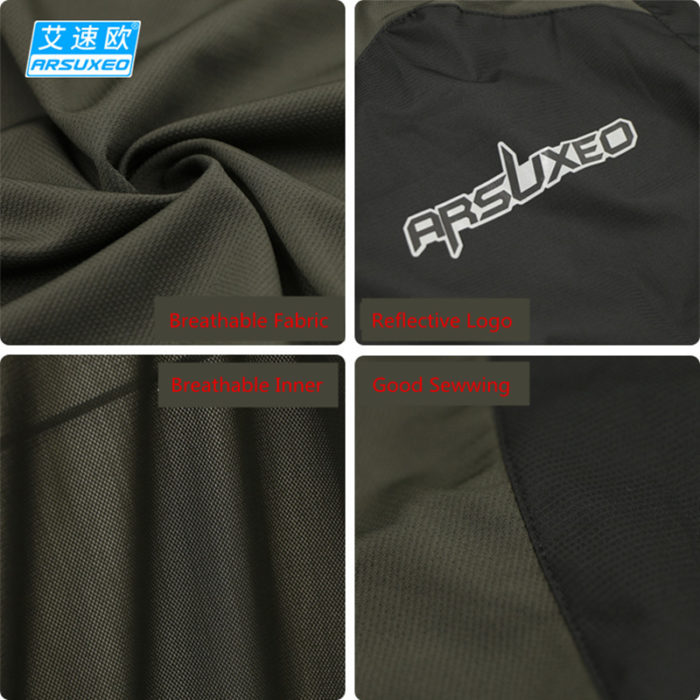 Sleeveless Reflective Running Vest