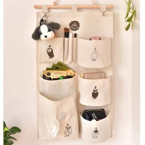Bathroom Hanging Storage Wall Organizer