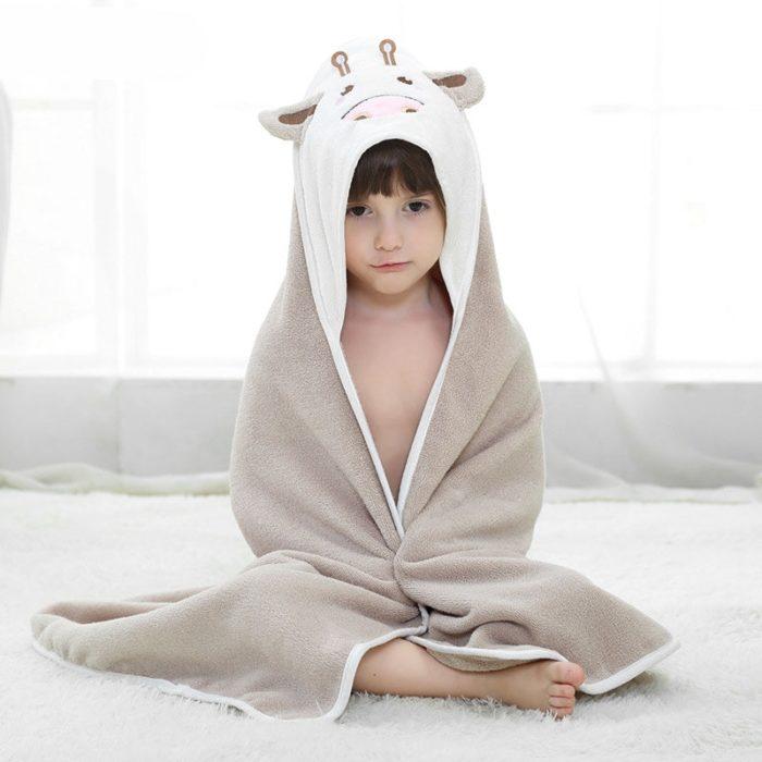 Kids Towel Square Cotton Towel