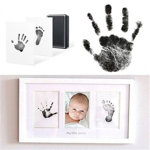Baby Imprint Kit DIY Hand and Foot Stamp