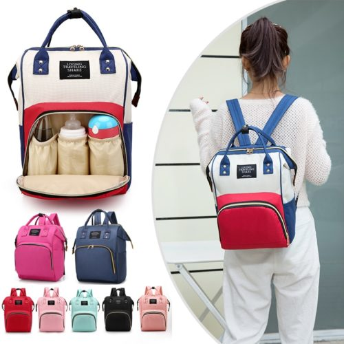 Nappy Bag Backpack For Baby Care