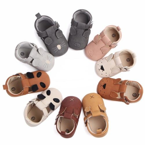 Cute Baby Shoes Soft Sole Footwear
