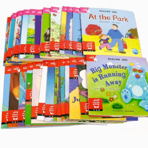 Storybooks for Kids Set (35Pcs)