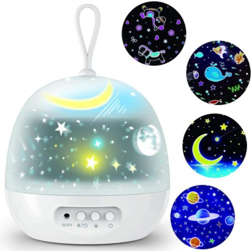Kid's Light Projector Night Light