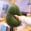 Avocado Pillow Cute Cushion Pillow