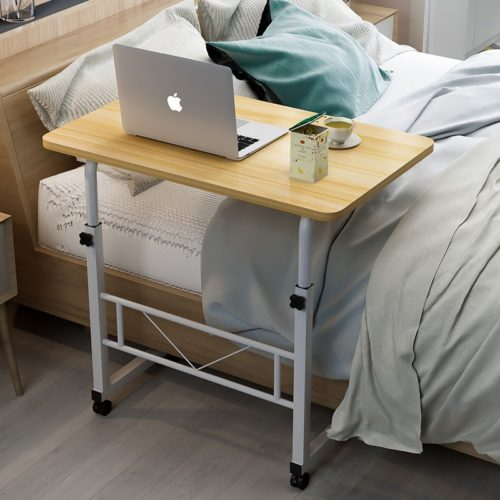 Bedside Laptop Table Moveable Desk