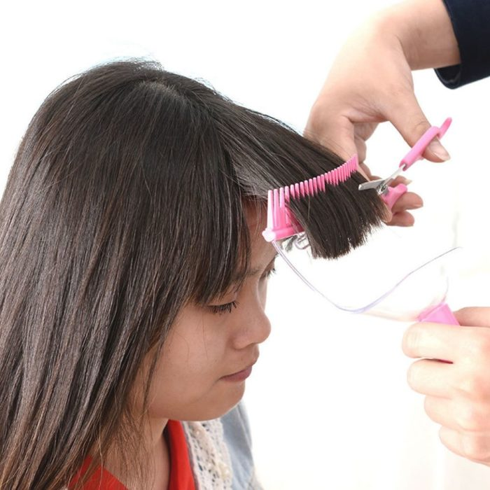 Bangs Cutter DIY Hair Styling Tool