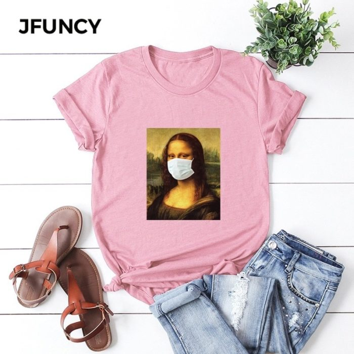 Mona Lisa T-Shirt for Women