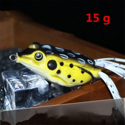 Frog Bait Realistic Silicone Bait