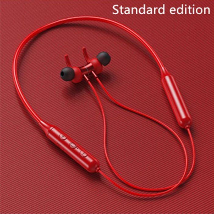 Neckband Earphones Sports Headset