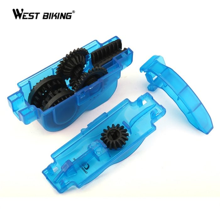 Chain Cleaner Tool Handheld Scrubber