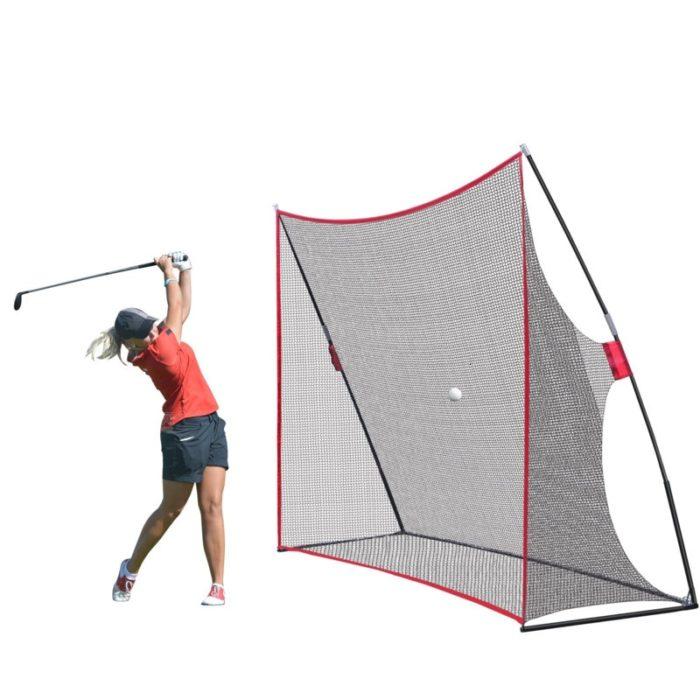 Golf Hitting Net with Storage Bag