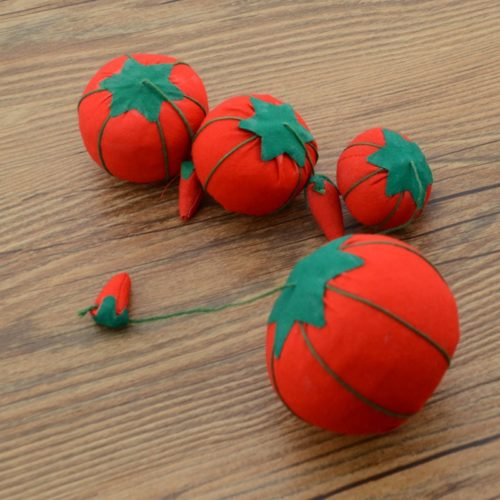 Tomato Pin Cushion DIY Sewing Tool
