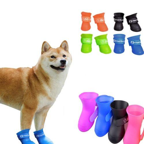 Dog Rain Boots Rain Wear