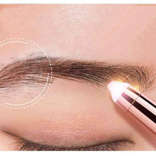 Electric Eyebrow Trimmer Mini Shaver