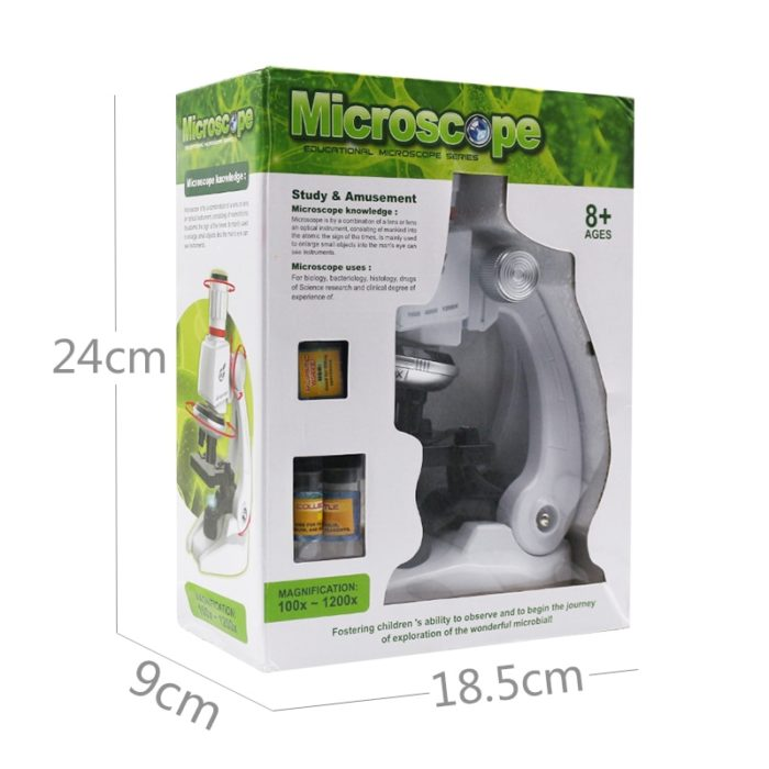 Microscope for Kids Science Learning Tool