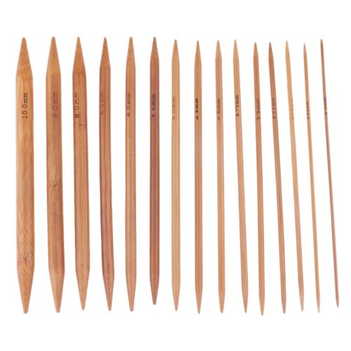 Double Pointed Needles DIY Set (75pcs)