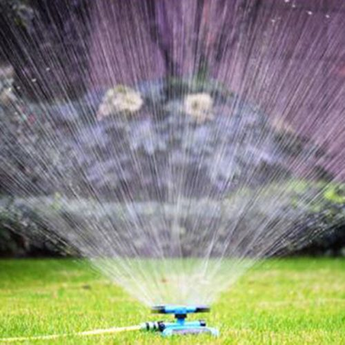 Garden Water Sprinkler 360-Degree Watering