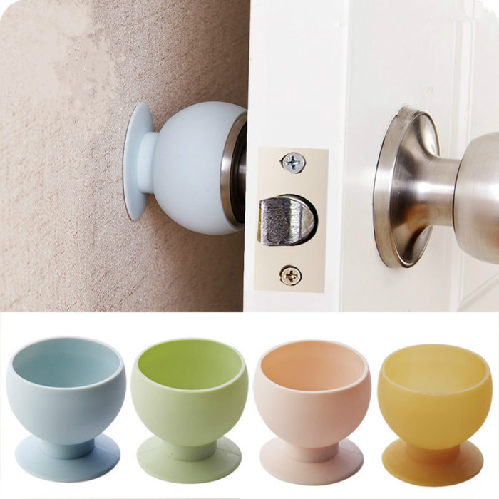 Door Knob Wall Protector Cup-Type