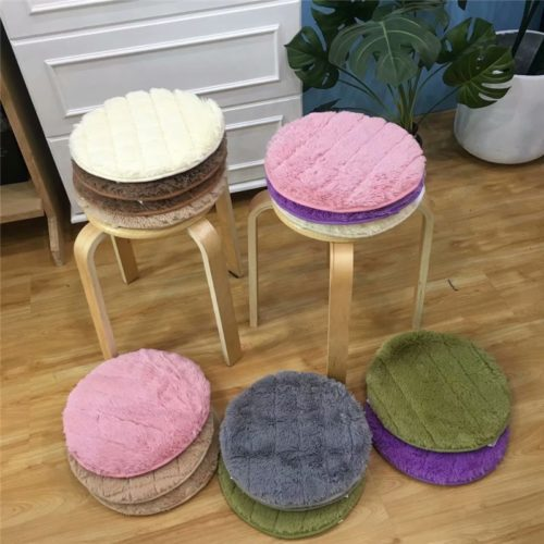 Round Seat Cushion Soft Pad