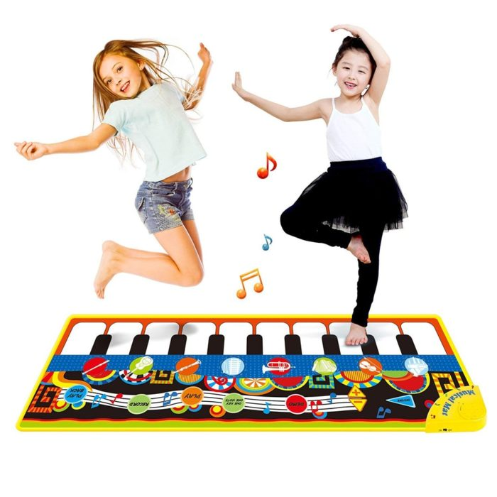 Floor Piano Mat Musical Carpet