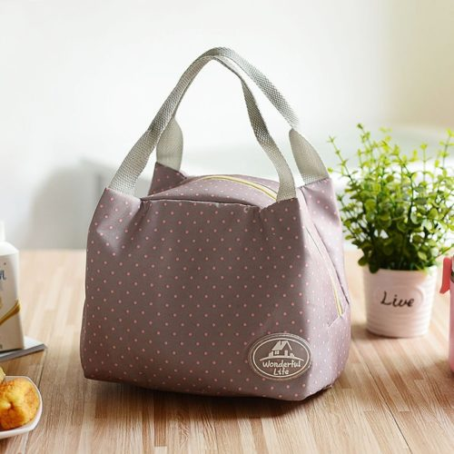 Insulated Lunch Bag For Women Thermal Bag