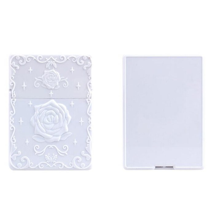 Oil Absorbing Sheet with Mirror (50pcs)