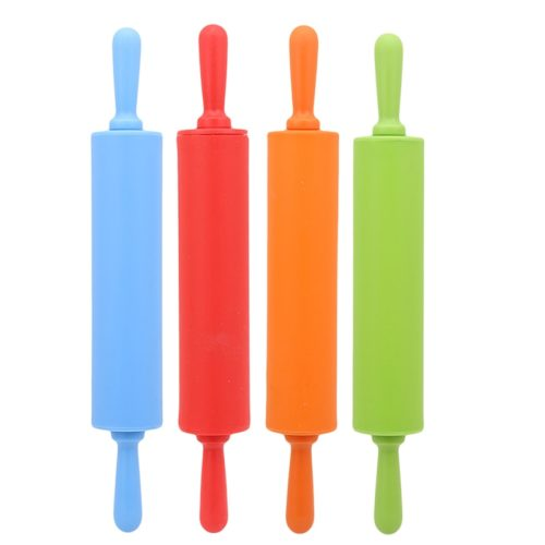 Silicone Rolling Pin Non-Stick Bakeware