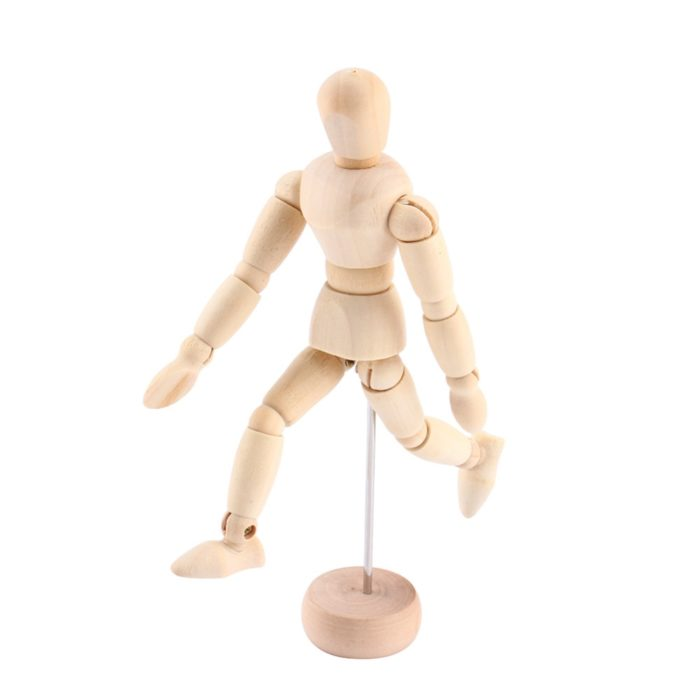 Art Mannequin Drawing Dummy Model