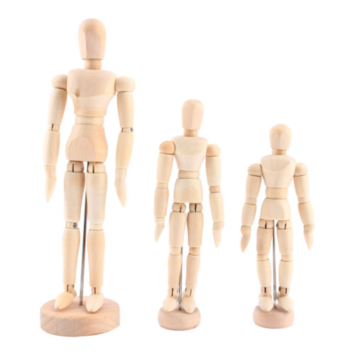 Art Mannequin Drawing Dummy Model