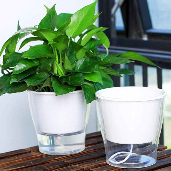 Self Watering Pot Flower Planter