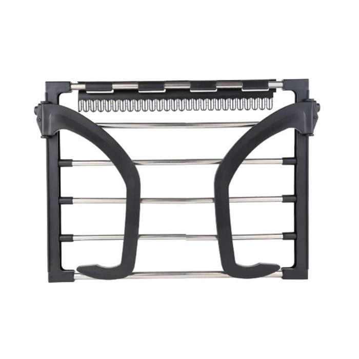 Wall Drying Rack Removable Shelf