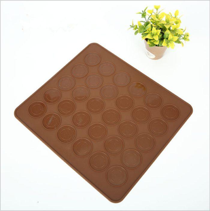 Macaron Silicone Mat Baking Pad