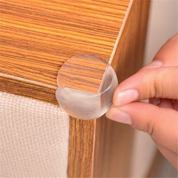 Table Edge Protectors Corner Covers (4Pcs.)