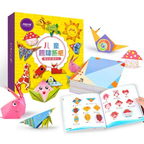 Origami Kit Paper Folding for Kids