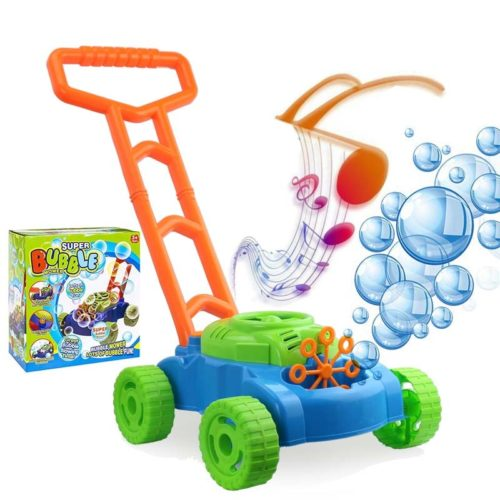 Bubble Lawn Mower Push Walker