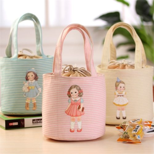 Cute Lunch Bag Food Storage Bag