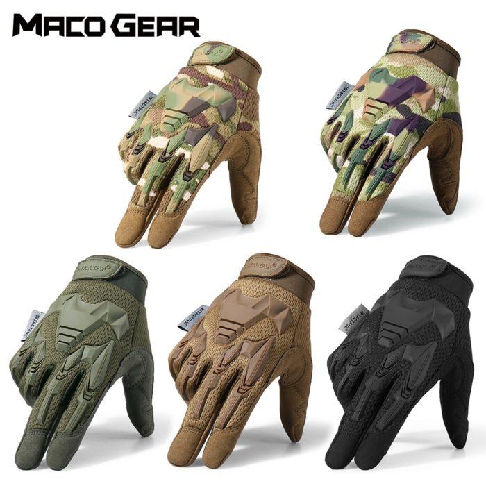 Tactical Gloves Full Finger Gloves