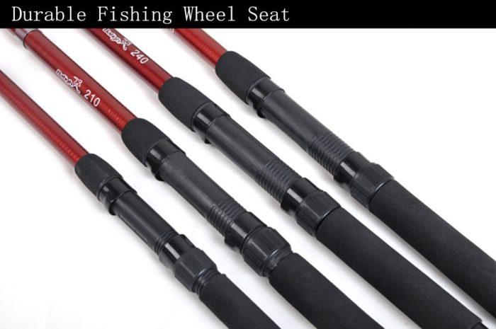 Collapsible Fishing Rod Telescopic Pole
