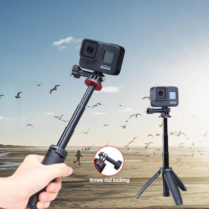 Vlog Tripod for Action Camera