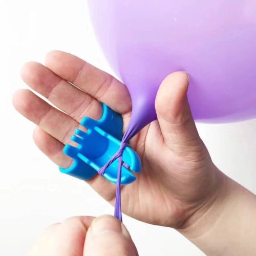 Balloon Tie Tool Easy Balloon Knotting
