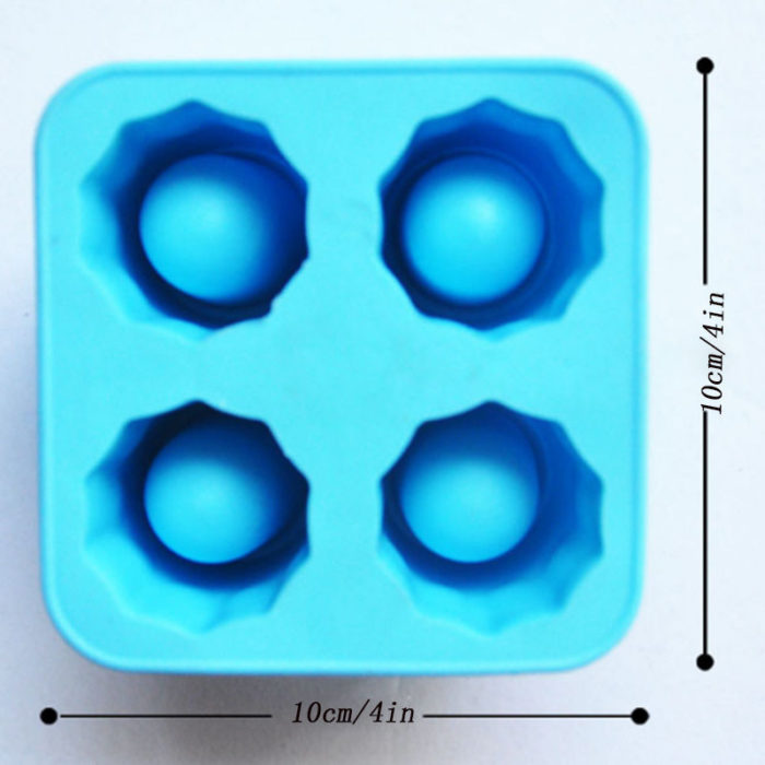 Shot Glass Mold Silicone Ice Mold